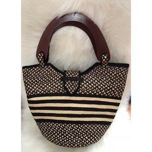 Handbags - Handmade brown Colombian bag.